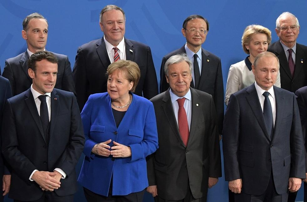 مؤتمرو برلين يدعون لعدم مهاجمة منشآت النفط الليبية