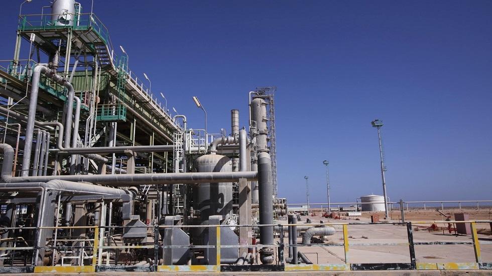 حقول النفط الليبية - أرشيف