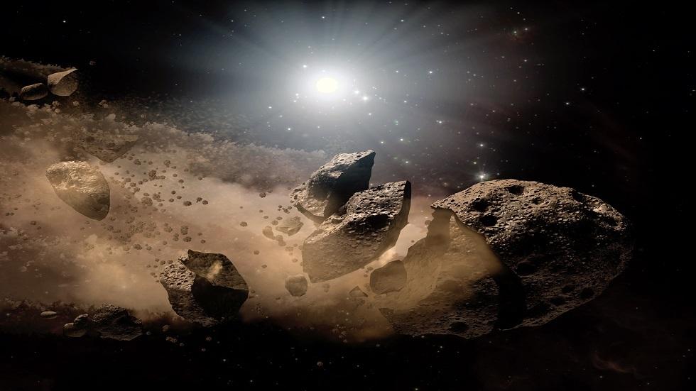 إنشاء شركة روسية للبحث عن الكويكبات