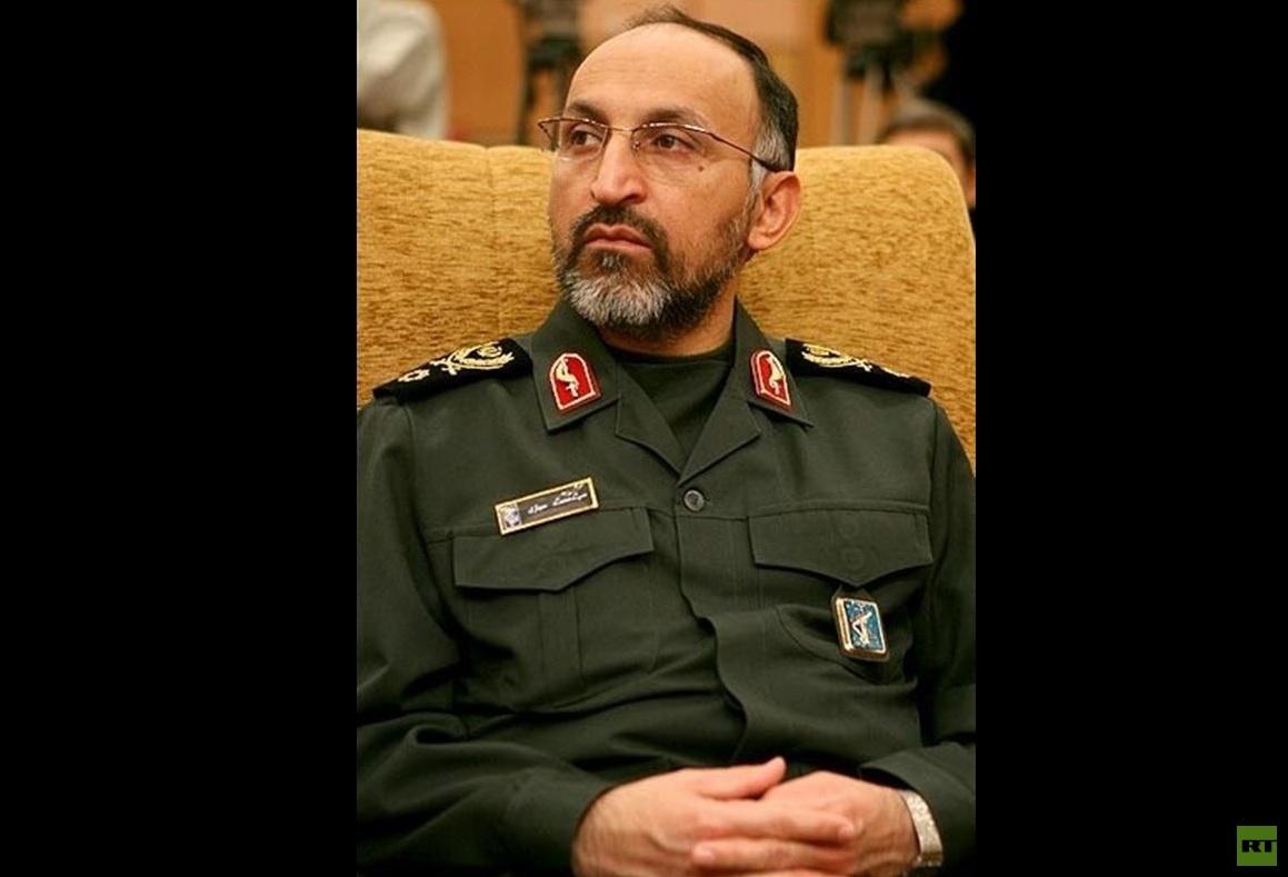 قائد الحرس الثوري الإيراني يعين محمد حجازي نائبا لقائد فيلق القدس