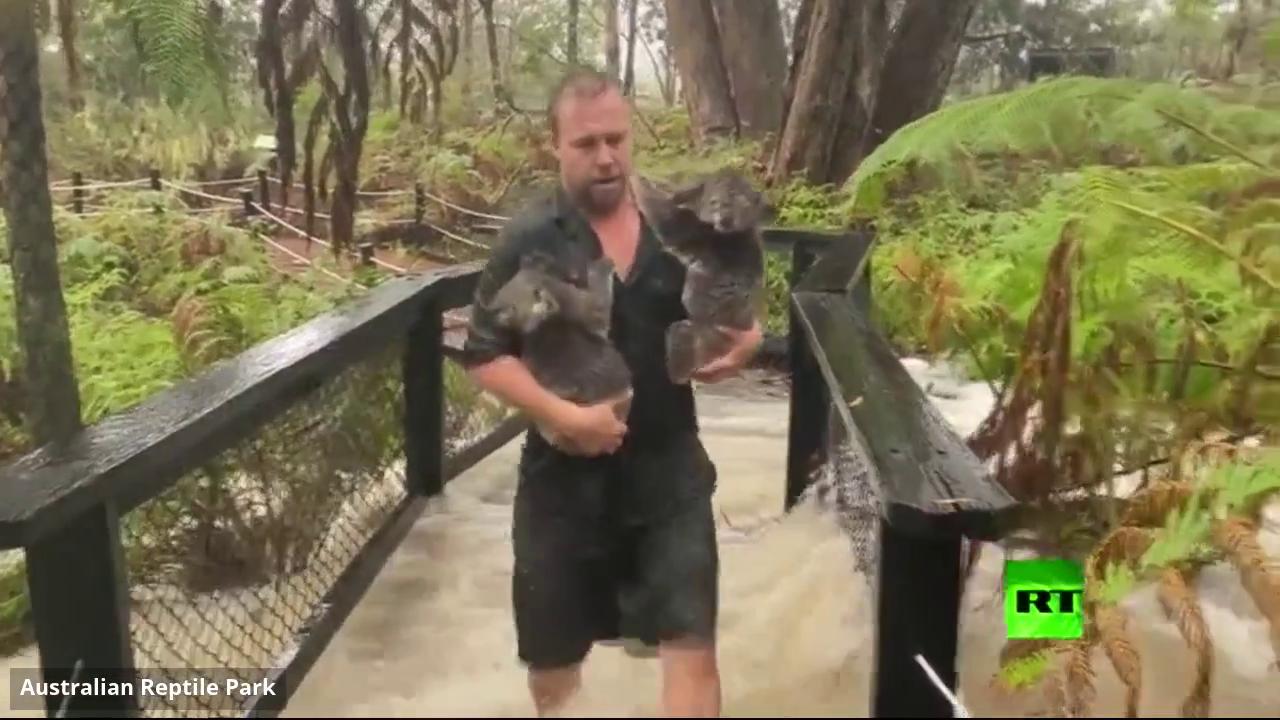 أستراليا.. من الحرائق إلى الطوفان