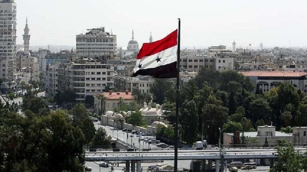 وقفة تضامن مع الأسرى الفلسطينيين أمام مقر الصليب الأحمر في دمشق