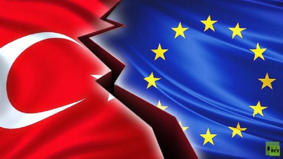 بروكسل تعتزم فرض عقوبات على تركيا بسبب