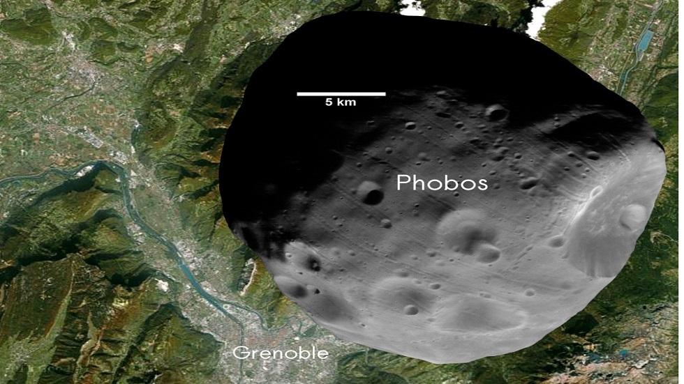 العلماء يخططون لإنشاء قاعدة لإدارة العمليات على المريخ