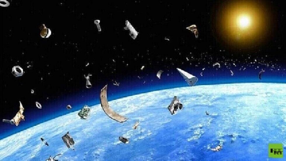 طريقة جديدة للتخلص من النفايات الفضائية