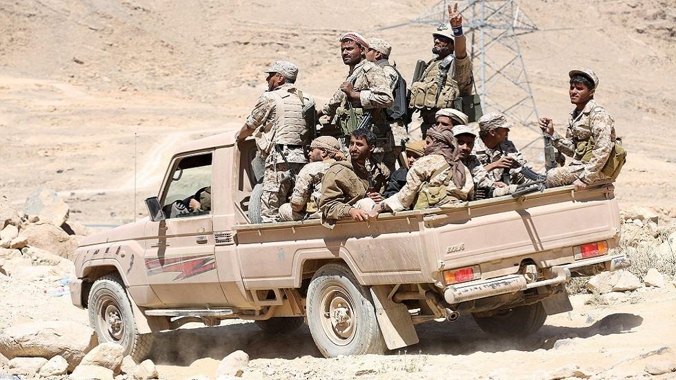 طارق صالح يؤكد دعمه للجيش في معارك قرب صنعاء