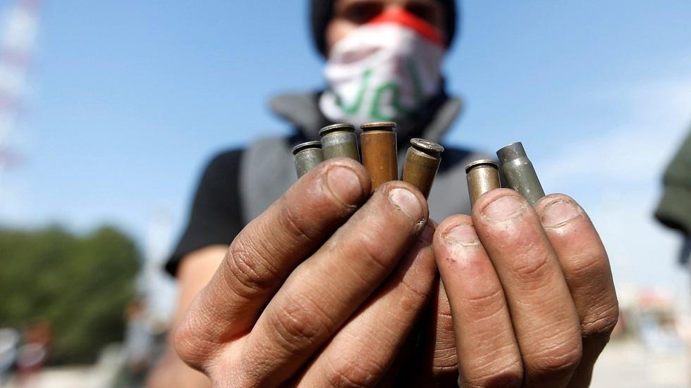 العراق.. إصابة عدد من عناصر الأمن في صدامات مع المحتجين