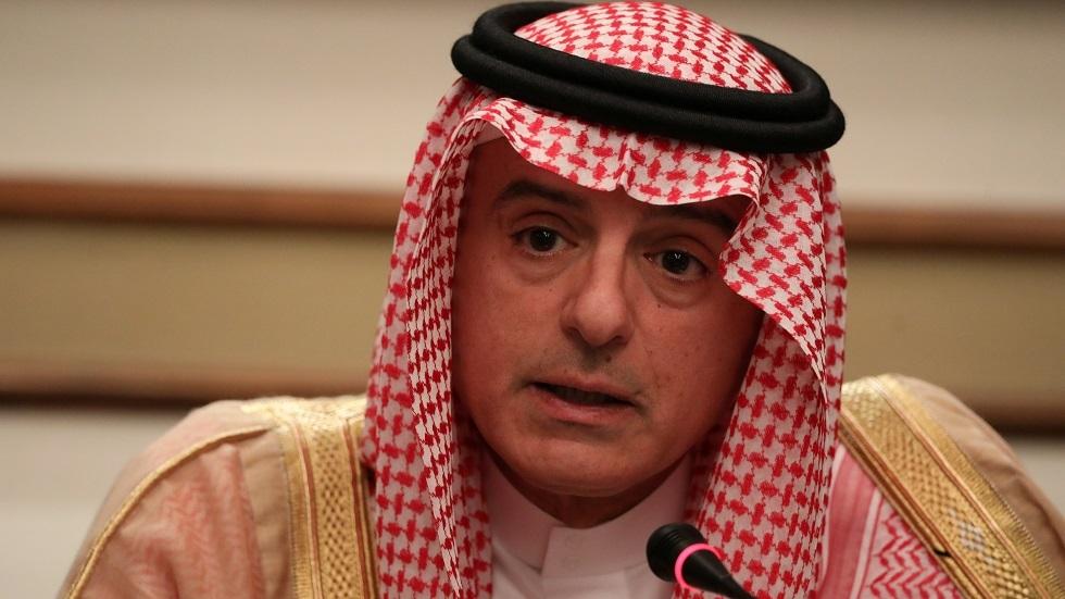 وزير الدولة السعودي للشؤون الخارجية عادل الجبير - أرشيف
