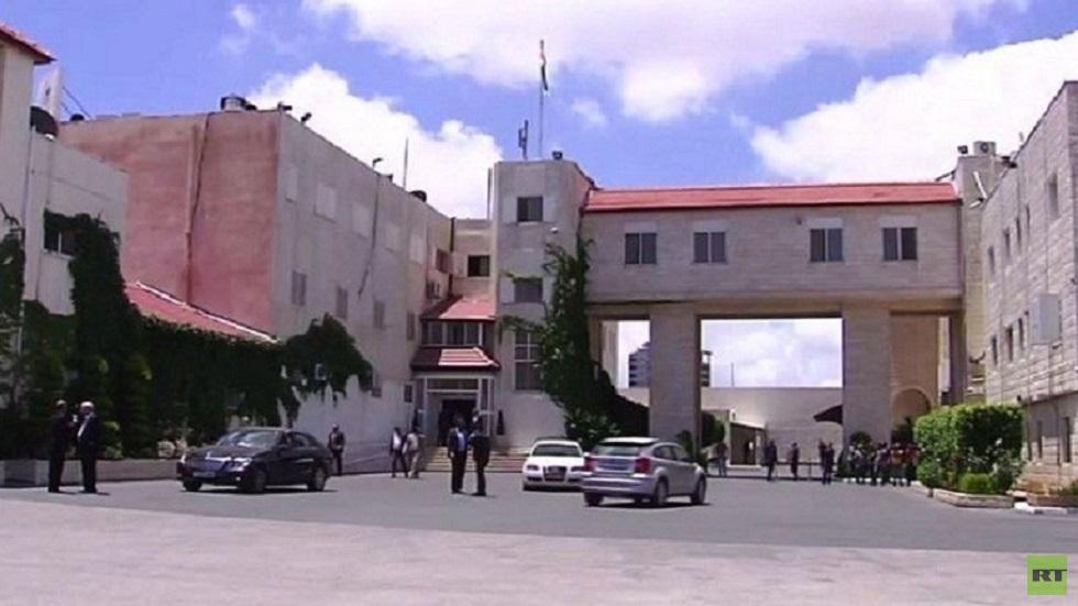مقر السلطة الفلسطينية في رام الله - أرشيف