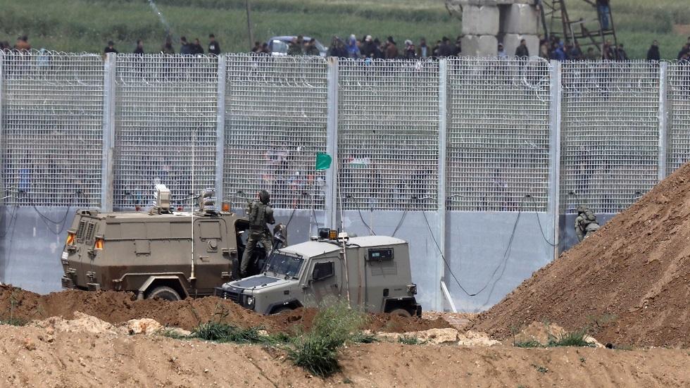 مقتل 3 فلسطينيين على حدود غزة برصاص الجيش الإسرائيلي
