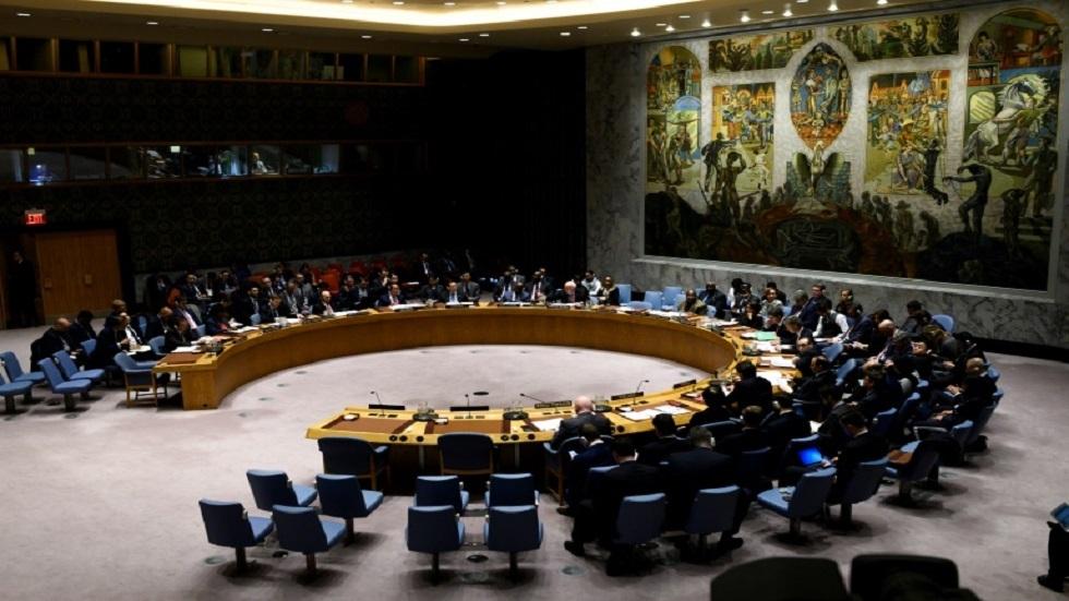 مجلس الأمن يدعو طرفي النزاع في ليبيا لوقف إطلاق النار سريعا