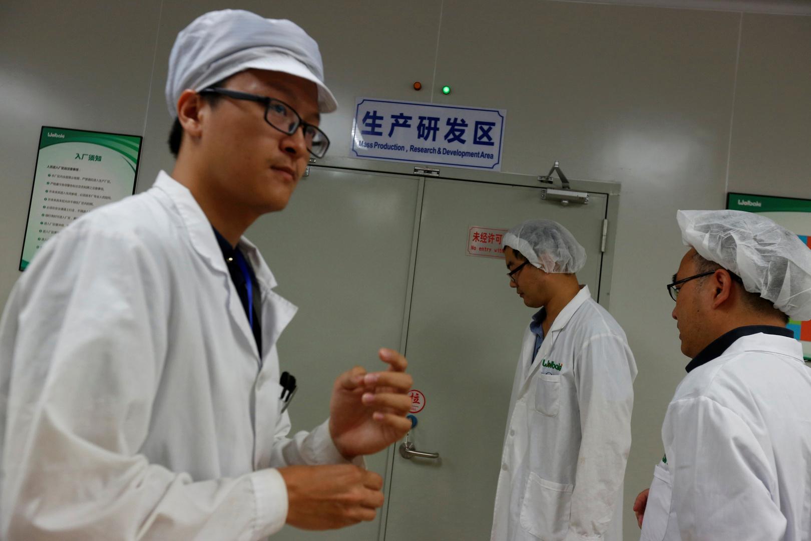 بكين تحذر من سرعة تفشي فيروس