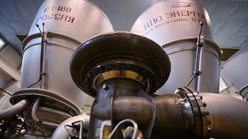 إرسال 6 محركات صاروخية روسية لصواريخ أطلس-5 الأمريكية