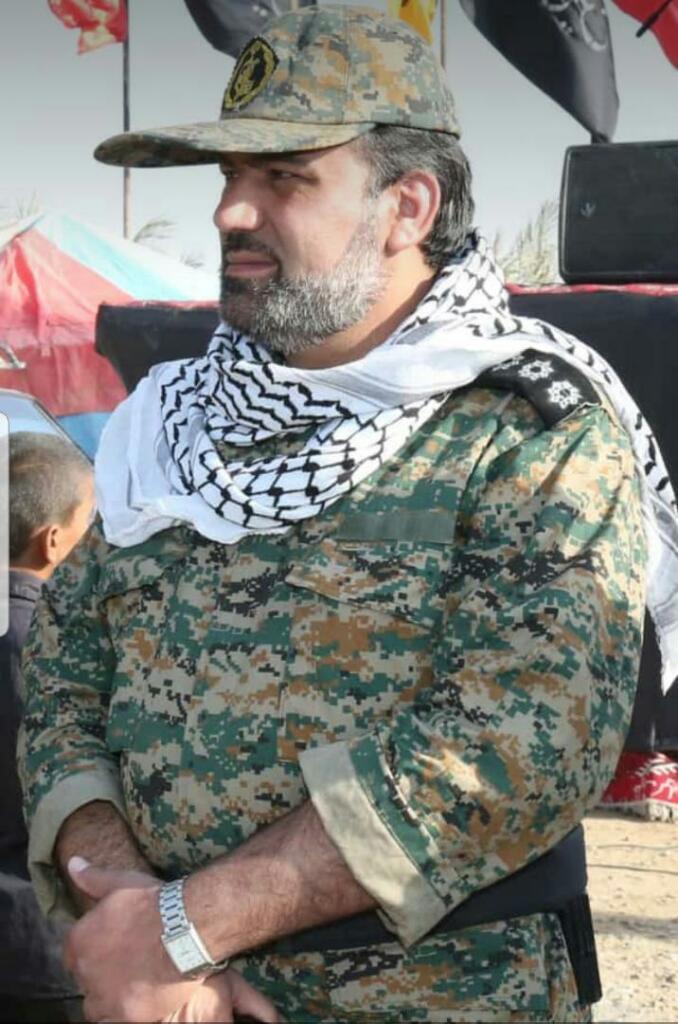 اغتيال قائد في الحرس الثوري الإيراني أمام منزله