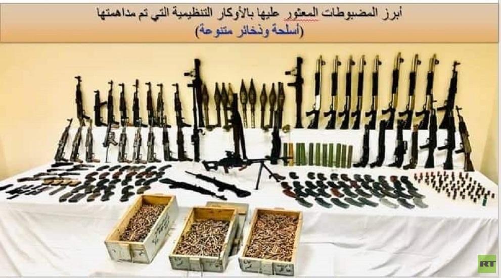 الأمن المصري يعلن الكشف عن مخطط لقيادات