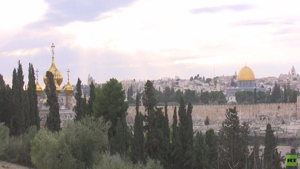 معالم دينية وكنائس أرثوذكسية روسية في القدس