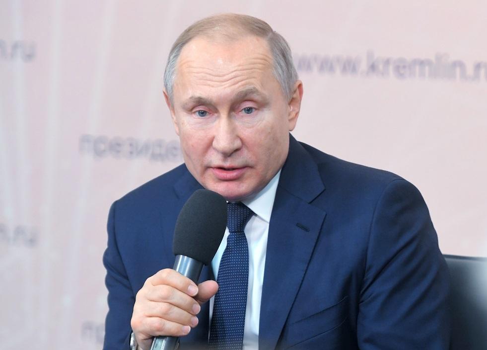 بوتين: رعاية المسنين مؤشر هام يعبر عن مدى نضج المجتمع