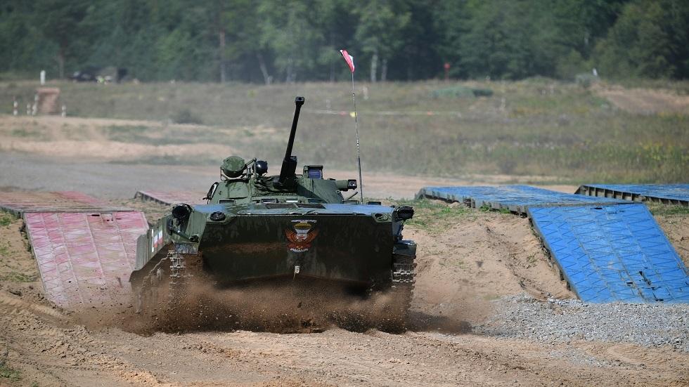 سلاح المظليين الروسي يتسلم مدرعات جديدة