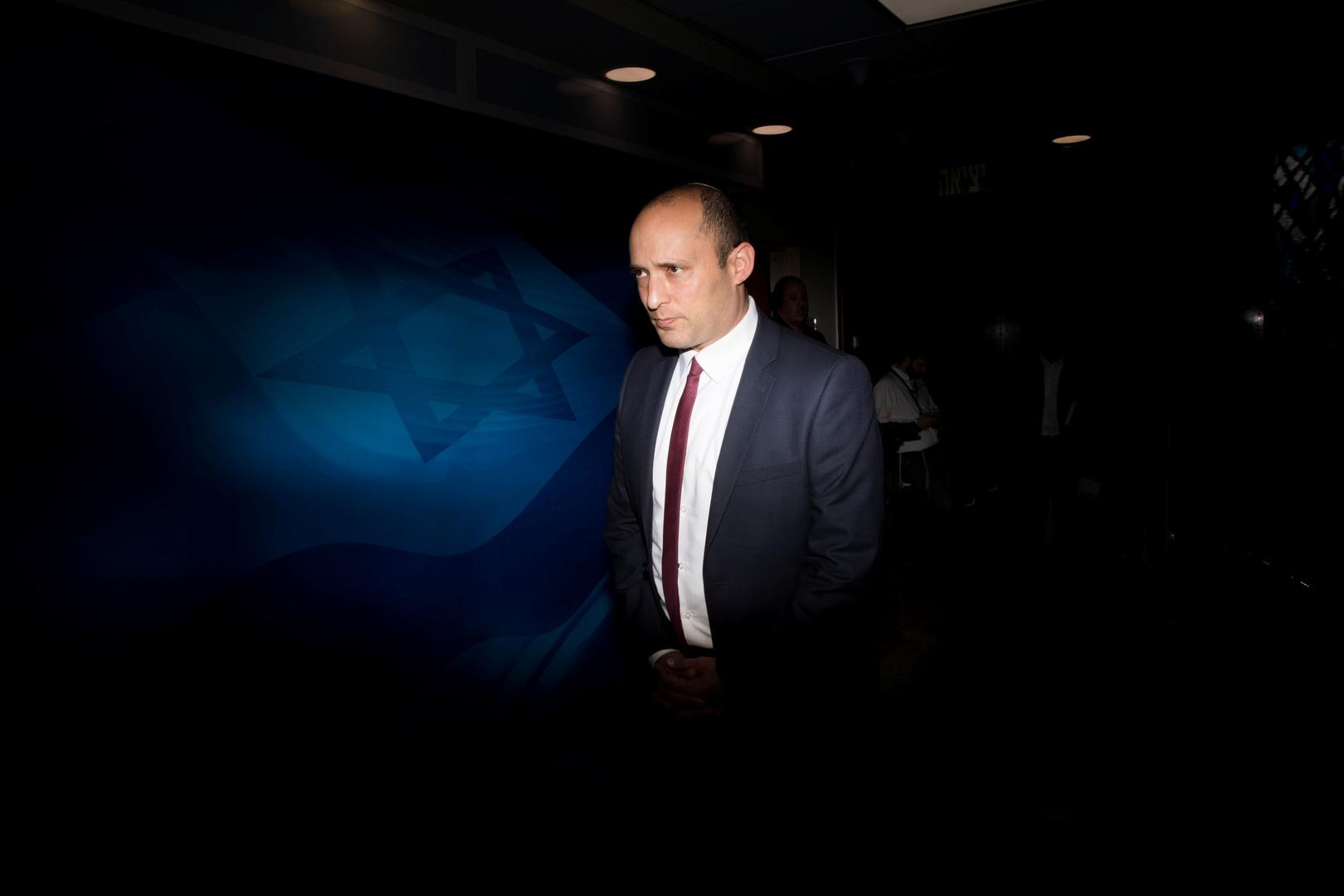 بينيت يطالب نتنياهو بطرح ضم غور الأردن على التصويت فورا
