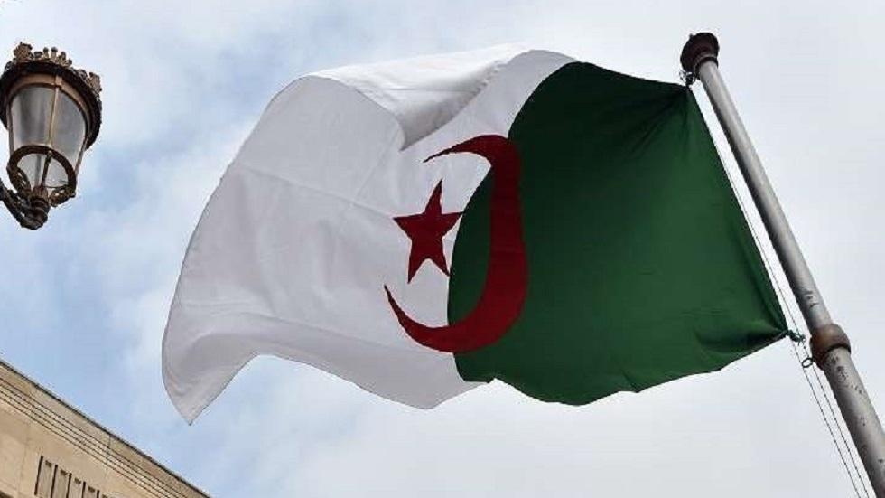 العلم الجزائري - أرشيف