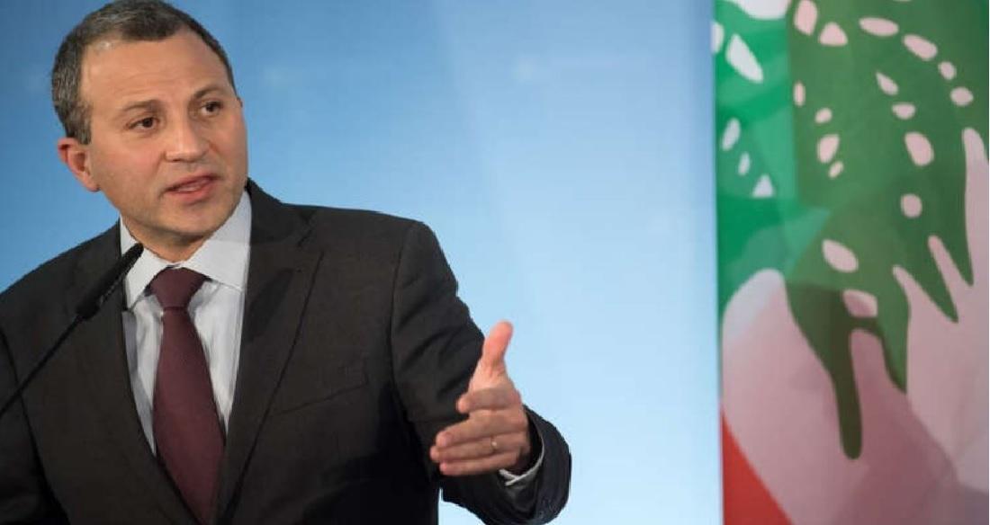 وزير الخارجية اللبناني السابق، جبران باسيل