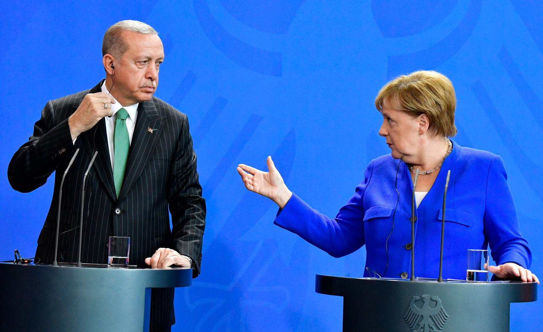 الكشف عن سبب عدم حضور أردوغان لمأدبة عشاء