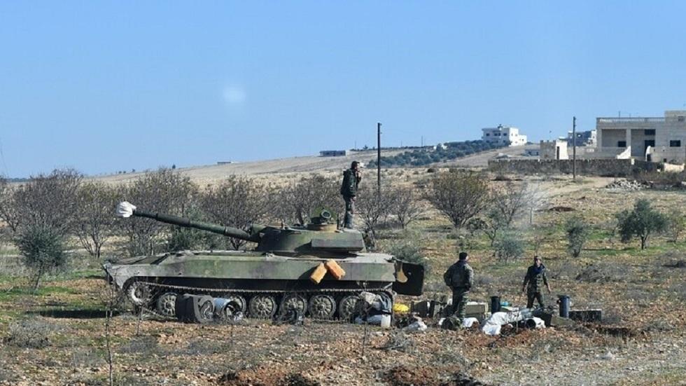 الجيش السوري في إدلب -أرشيف