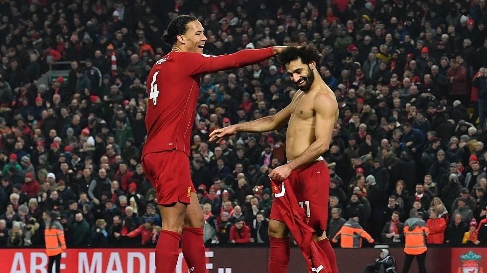 ليفربول يواجه وولفرهامبتون الليلة لفك عقدة الخميس وتحقيق رقم قياسي