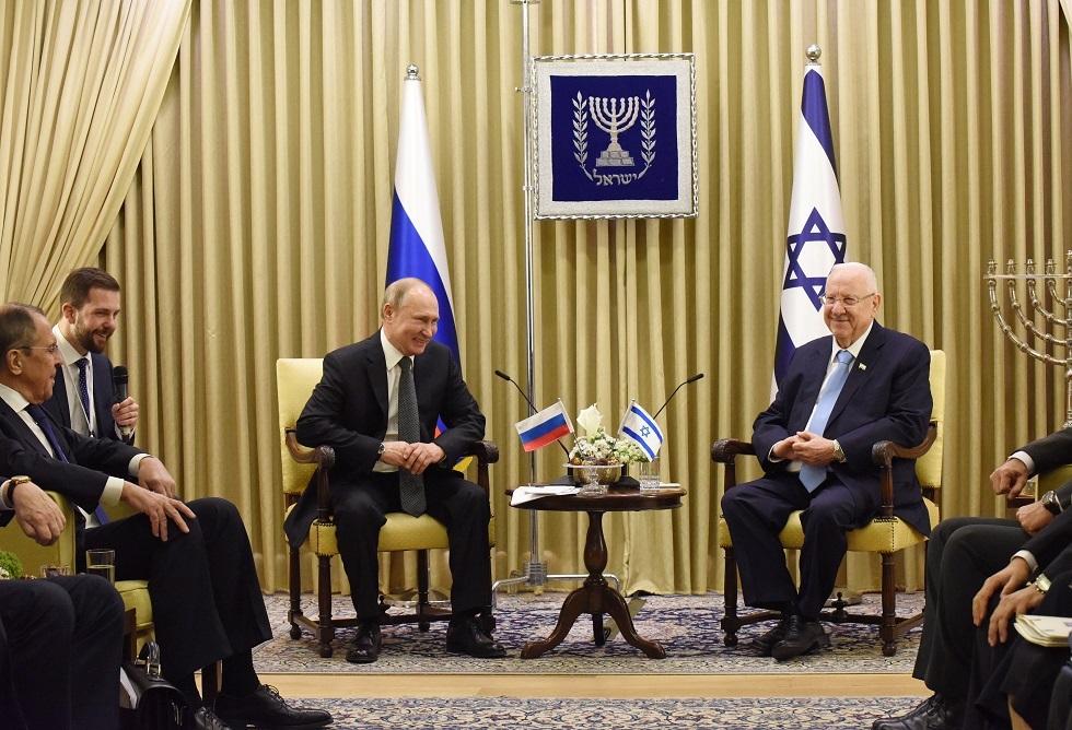 مقتل سليماني منح روسيا وإسرائيل فرصة