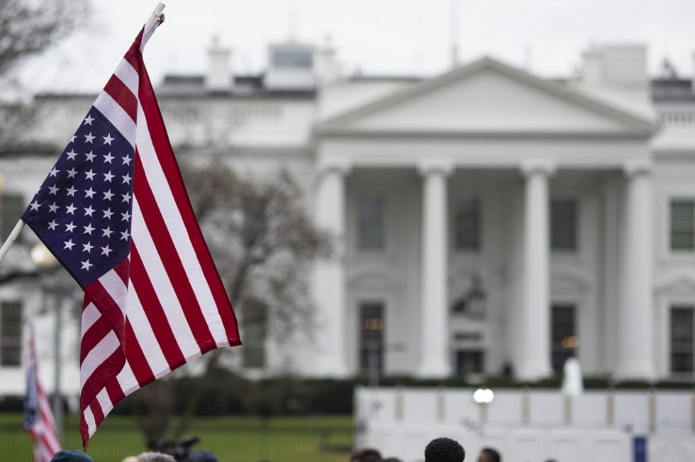 علم الولايات المتحدة الأمريكية
