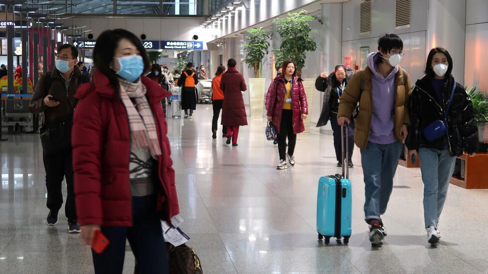 بكين تلغي احتفالات رأس السنة الصينية بسبب الفيروس الفتاك