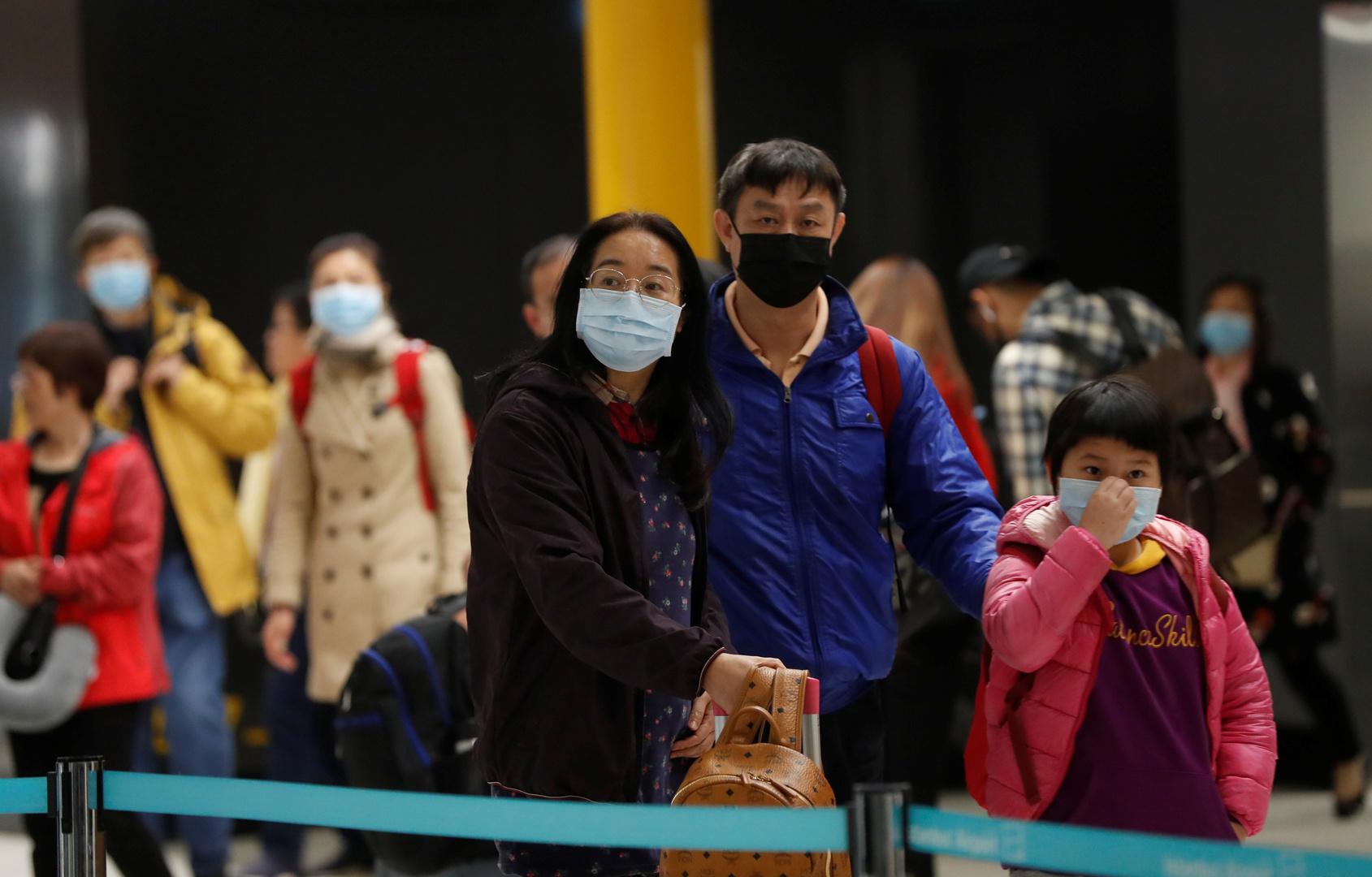 إلغاء جميع الرحلات الجوية من ووهان الصينية إلى موسكو بسبب انتشار