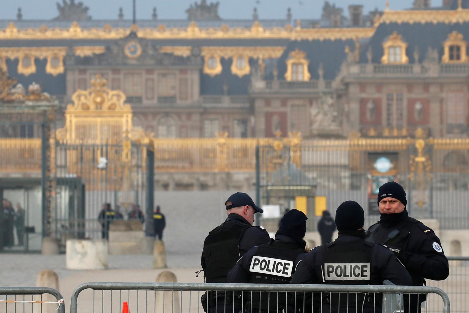 تعزيزات أمنية في باريس
