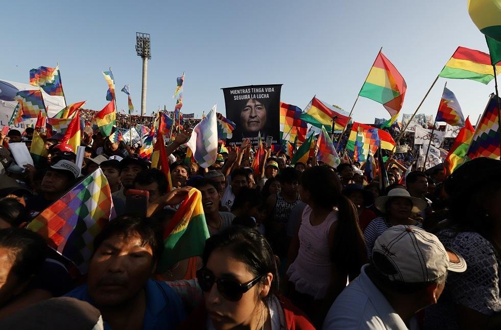 حكومة بوليفيا المؤقتة تعلق العلاقات الدبلوماسية مع كوبا