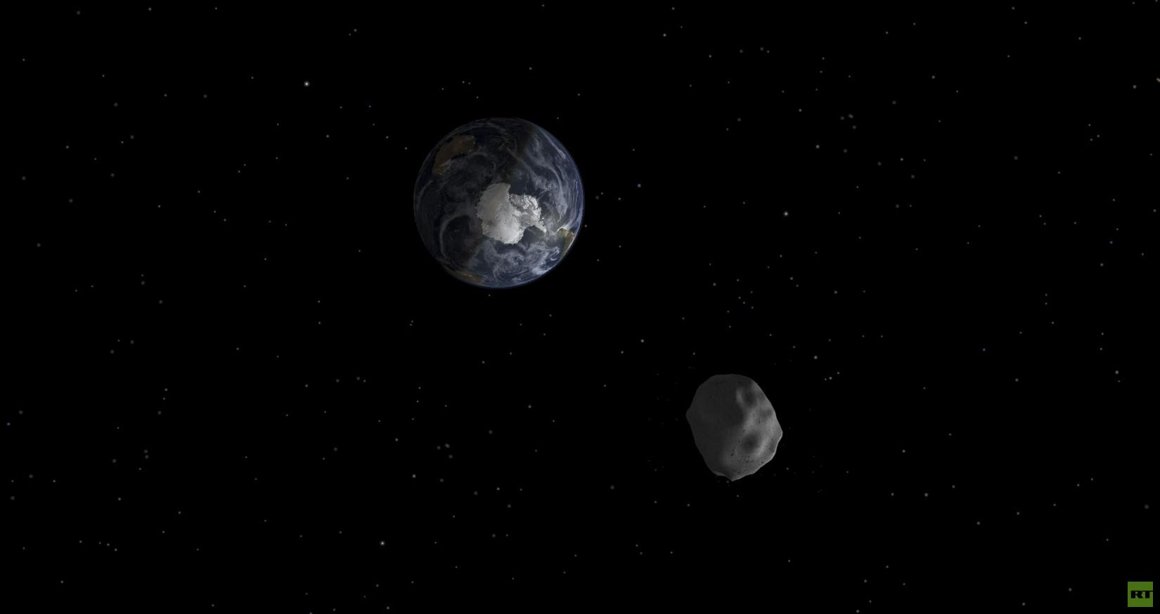 كويكب محتمل الخطورة يقترب من الأرض