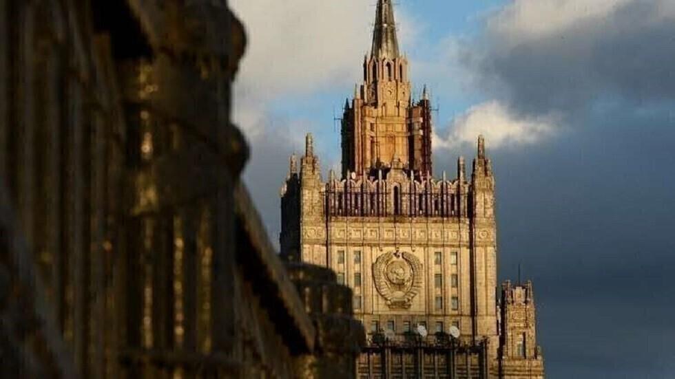 الخارجية الروسية: طرد بلغاريا اثنين من دبلوماسيينا استفزاز سافر ولدينا الحق في الرد
