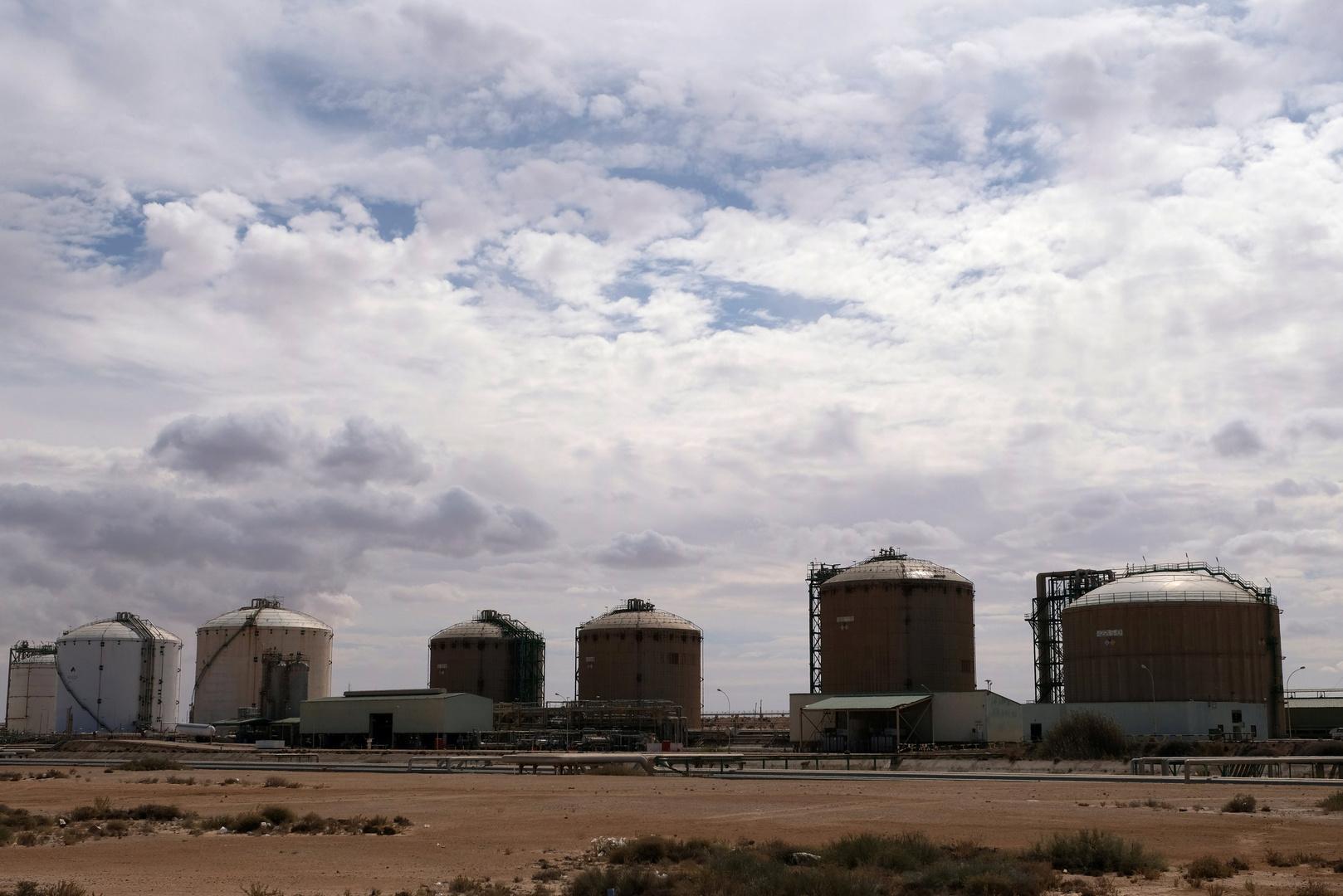 حقل راس لانوف للنفط والغاز في ليبيا