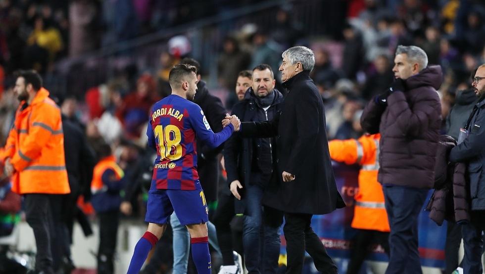 أول تعليق لكيكي سيتين على باكورة هزائم برشلونة تحت قيادته