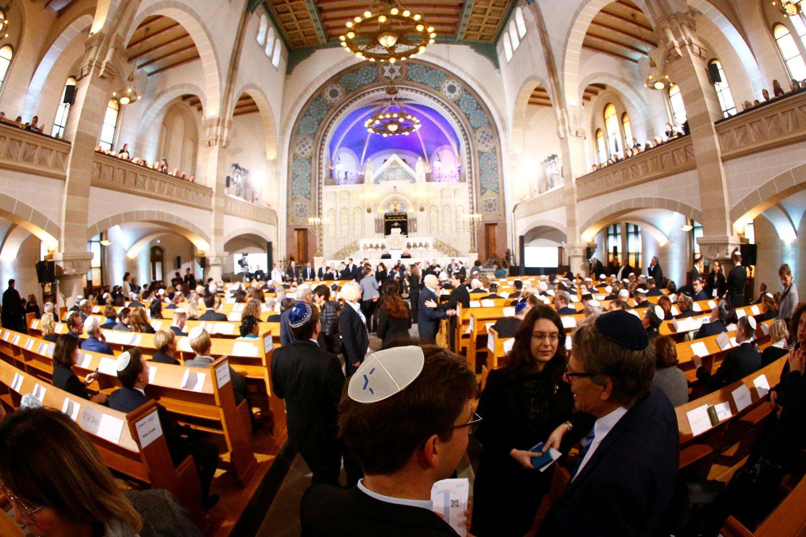كنيس يهودي في برلين