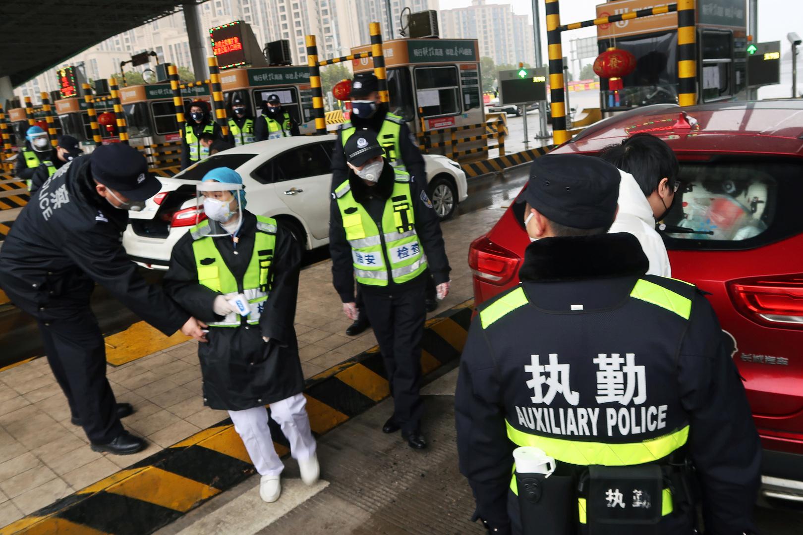 الصين تقارن بين خطورة النوع الجديد لفيروس