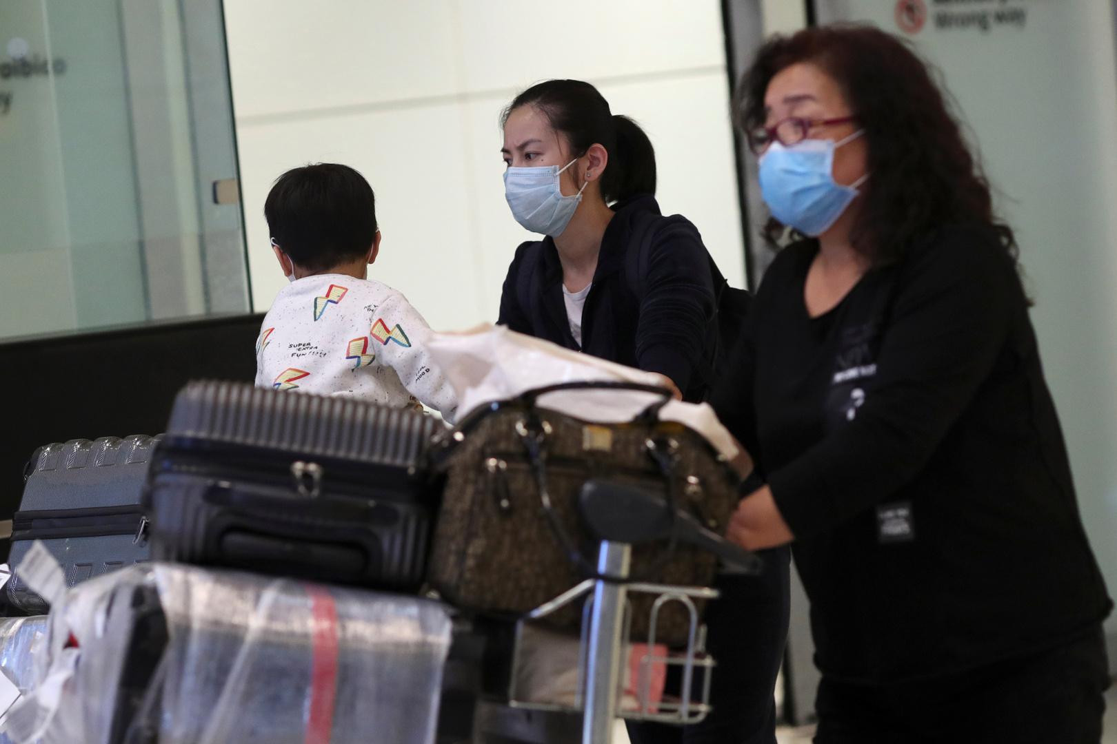 بكين تؤكد قدرتها على السيطرة على انتشار فيروس
