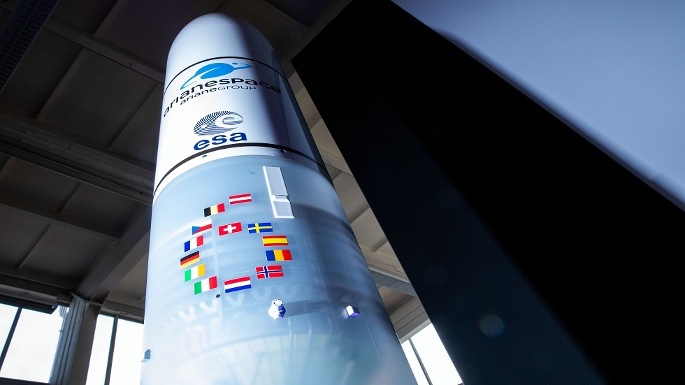 وكالة الفضاء الأوروبية تستخدم صواريخها لإطلاق الأقمار الصناعية