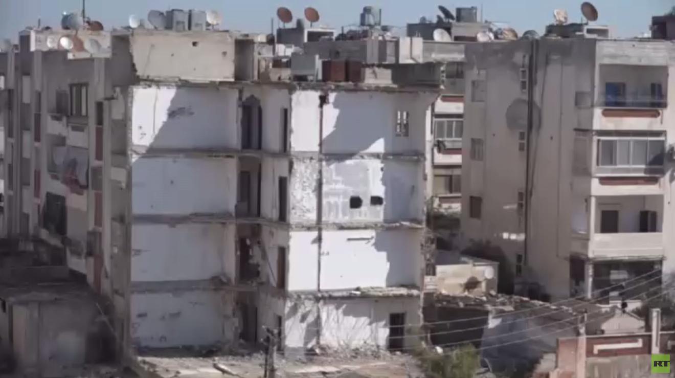 الجيش السوري يواصل تقدمه نحو معرة النعمان