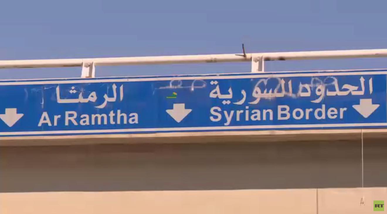 أردنيون يأملون بعودة حركة النقل مع سوريا