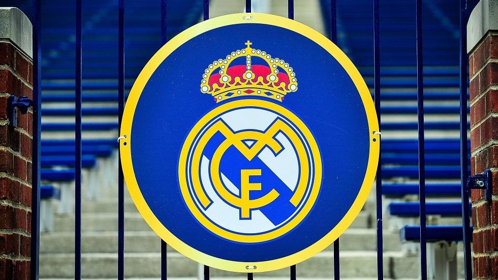 دقيقة حداد في مران ريال مدريد (صورة)
