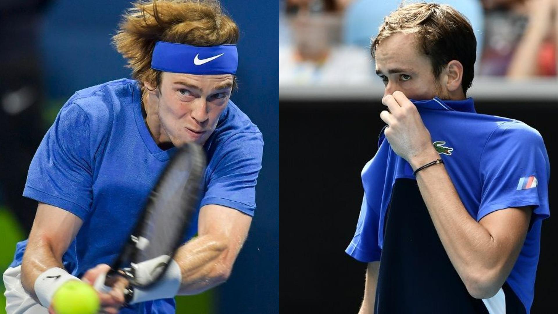 مدفيديف وروبليوف يودعان بطولة أسترالية المفتوحة (فيديو)