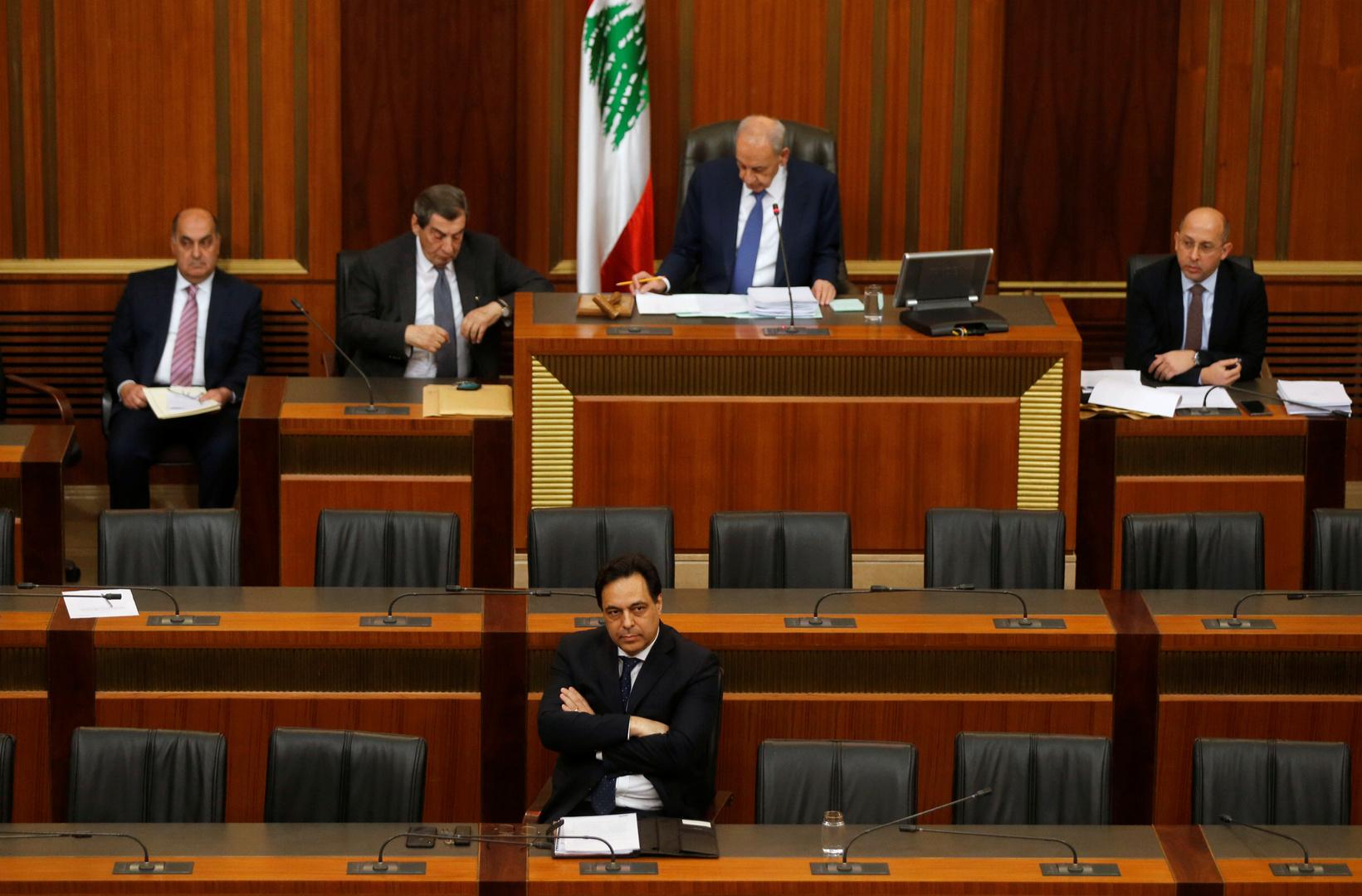 البرلمان اللبناني يقر موازنة 2020