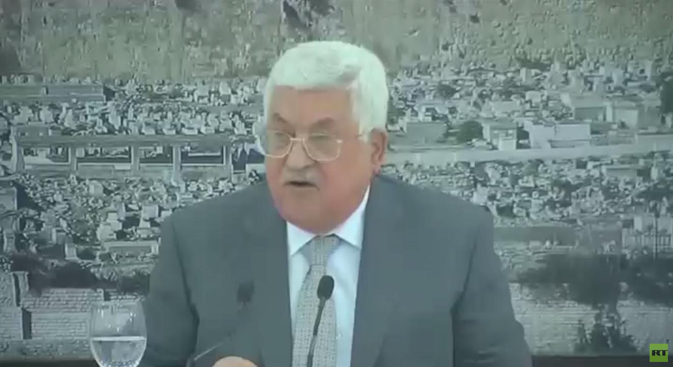 عباس يرفض تلقي اتصال هاتفي من ترامب