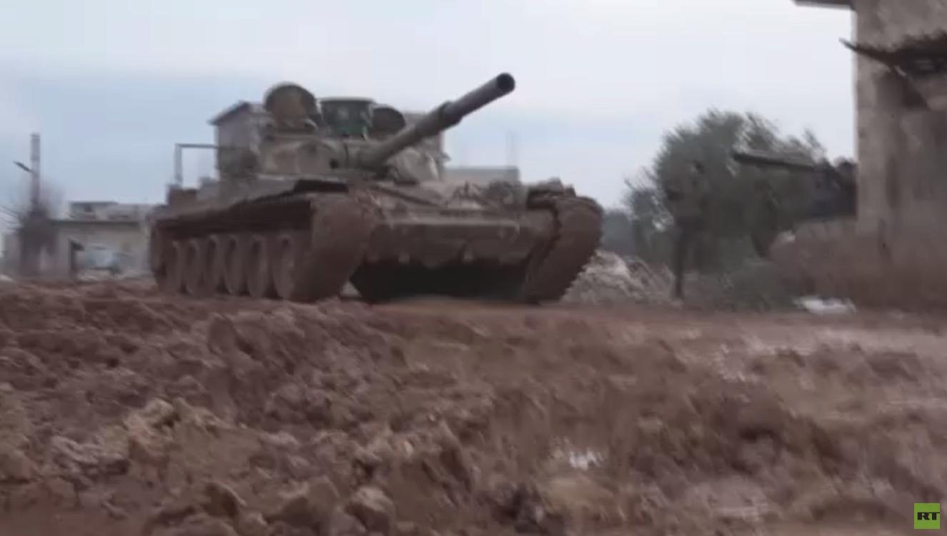 الأوضاع في محيط إدلب وريفها