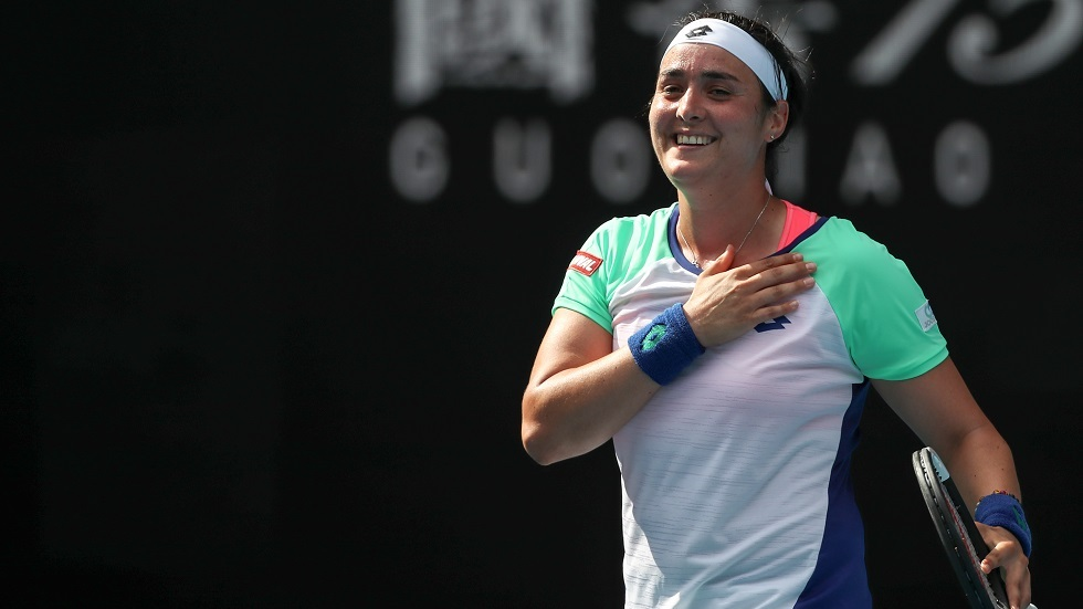 صاحبة الإنجاز العربي في بطولة أستراليا تنهي مغامرتها